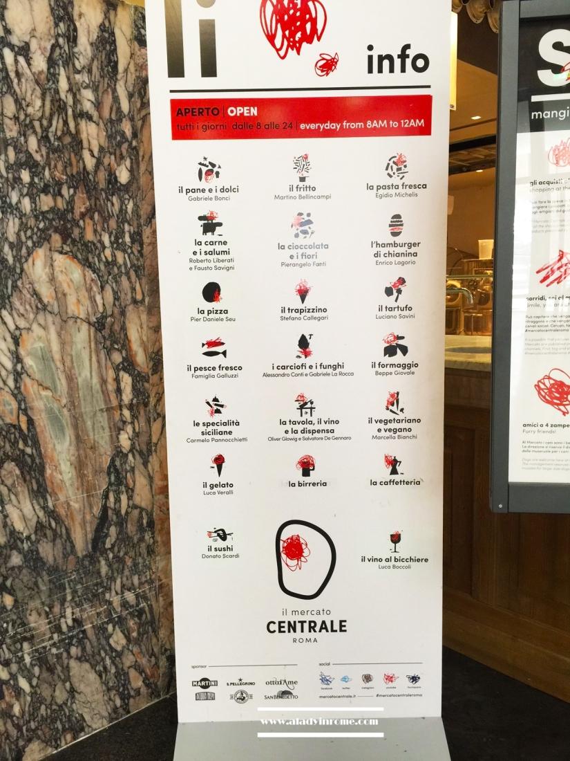 Mercato Centrale, Roma