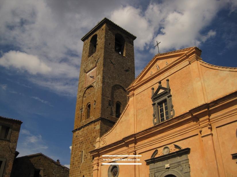 Civita di Bagnoregio, San Donato Church