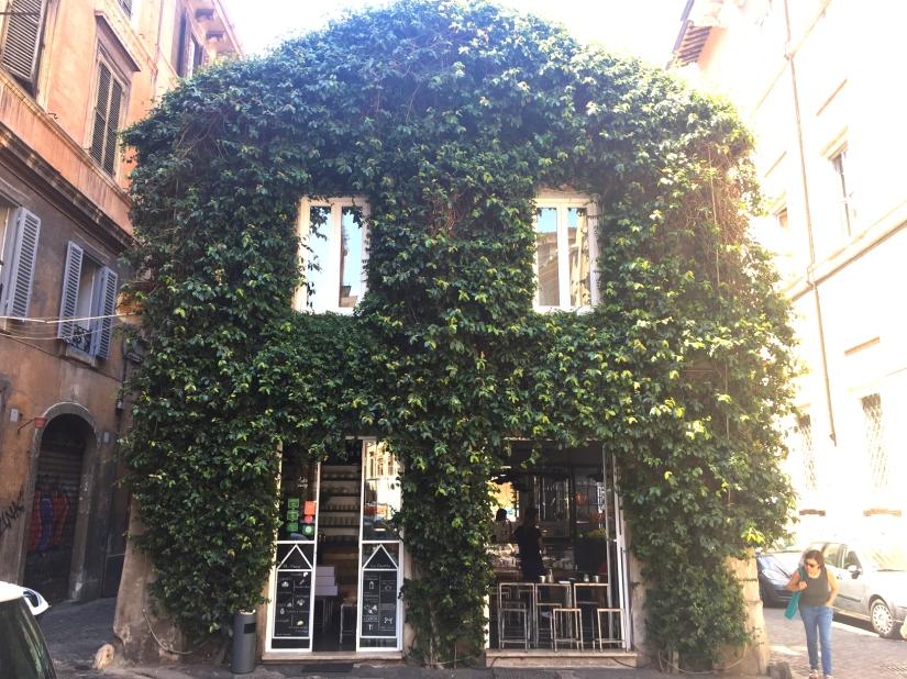 La Casetta, Rione Monti