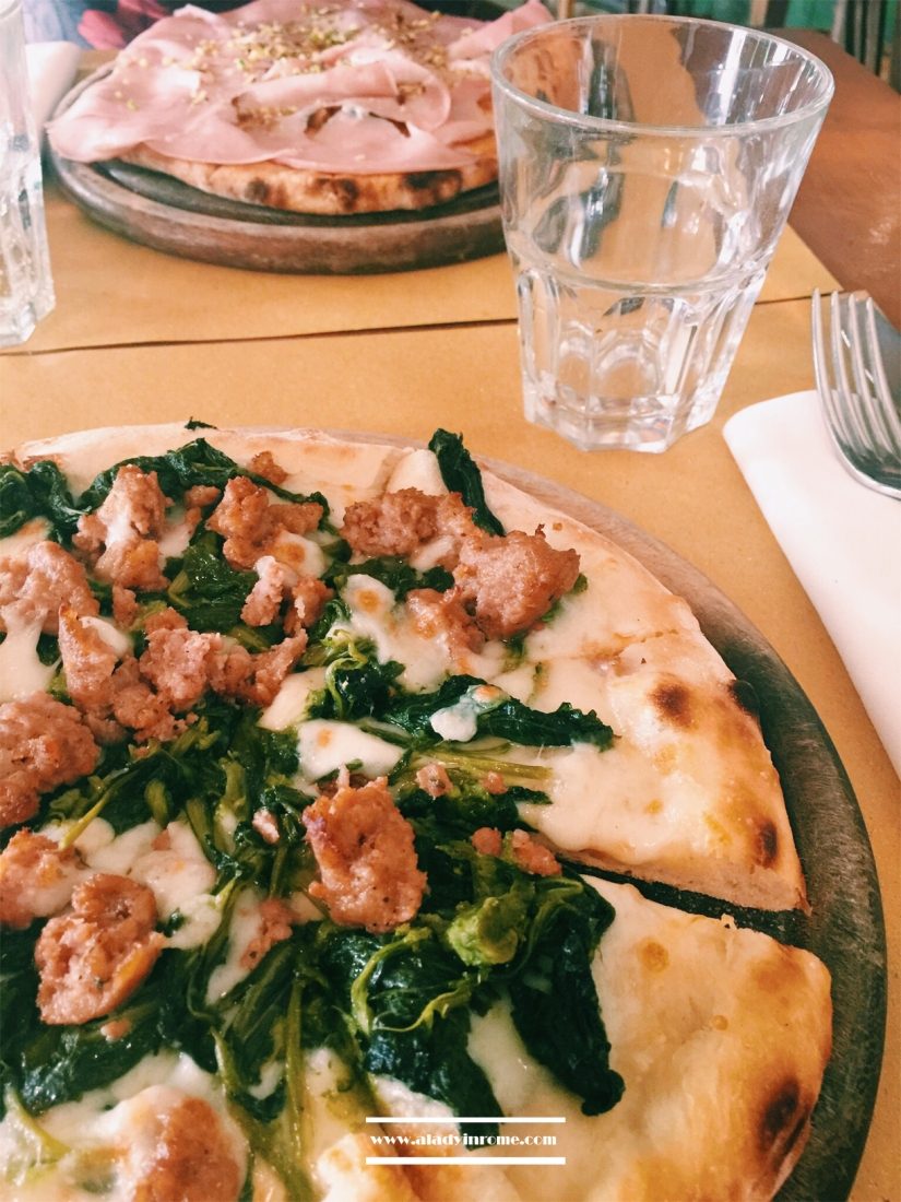 Gino51, le pizzotte